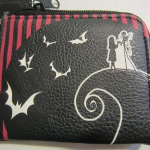 Disney Loungefly Nightmare Before christmas wallet